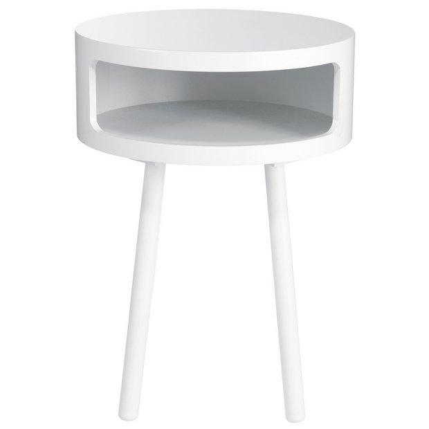 Habitat Storage Coffee Table: Buy Habitat Bumble Side Table