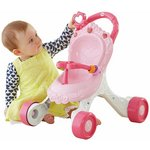 more details on Fisher-Price Princess Mummy Stroll-Along Musical Walker.