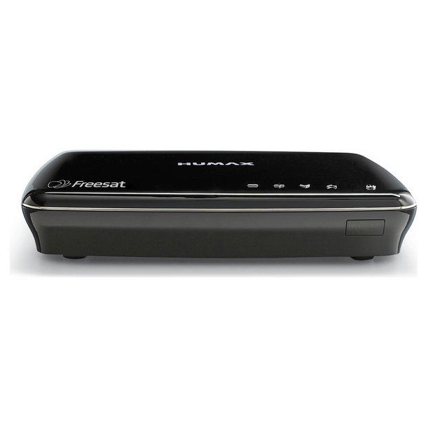 Buy Humax HDR-1100S 500GB Freesat HD Digital TV Recorder | Digital TV  recorders | Argos