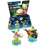 more details on LEGO Dimensions Krusty Fun Pack.