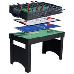 more details on Gamessonm Jupiter 4 in 1 Combo Games Table.