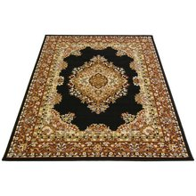 Traditional Rug - 120x170cm - Black