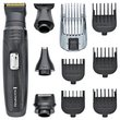 more details on Remington PG6130 All In One 10 Piece Grooming Kit