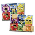 more details on Melissa and Doug Latches Board.