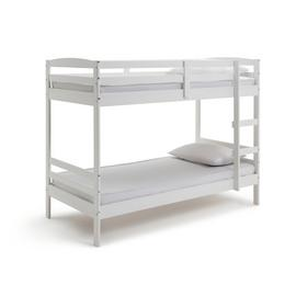 Argos Home Josie White Shorty Bunk Bed Frame