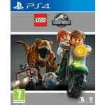 more details on LEGO Jurassic World PS4 Game.