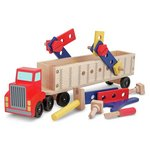 more details on Melissa and Doug Big Truck Building Set.