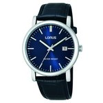 more details on Lorus Men's Strap Watch
