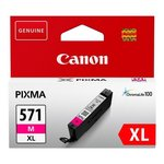 more details on Canon CLI571XL Magenta Ink Cartridge.