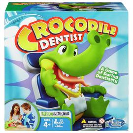 Elefun & Friends Crocodile Dentist Game from Hasbro Gaming