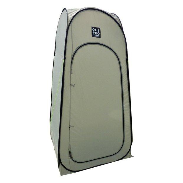 Buy Olpro Pop up Toilet Tent | Camping accessories | Argos
