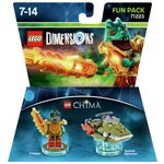 more details on LEGO Dimensions - Cragger Fun Pack.