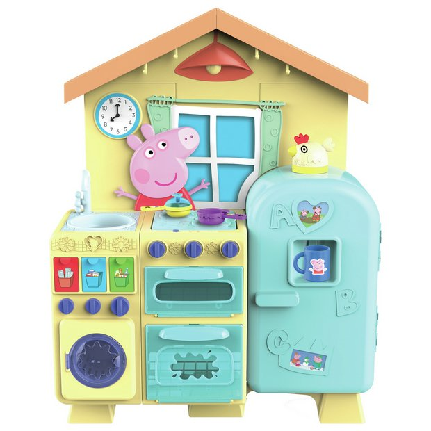 Buy Peppa Pig Kitchen Role Play Toys Argos