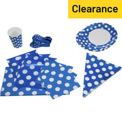Decorative Dots Party Kit For 16