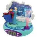 more details on Lexibook Disney Frozen Projector Alarm Clock