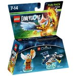 more details on LEGO Dimensions - Chima Eris Fun Pack.