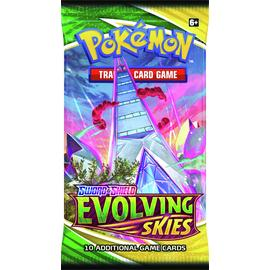 Pokemon Triple Booster Pack