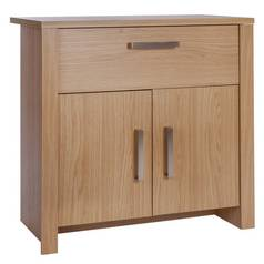 Argos Home Bailey 2 Door 1 Drawer Small Sideboard