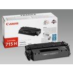 more details on Canon Toner CRG 715H - Black.