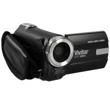 Vivitar DVR908M Full HD Camcorder - Black