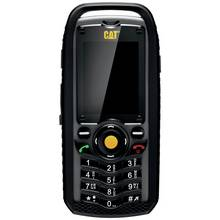 Sim Free Cat B25 Mobile Phone - Black