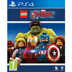 LEGO Avengers Game - PS4