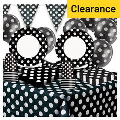 Decorative Dots Party Pack