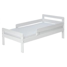 Argos Home Ellis White Toddler Bed Frame