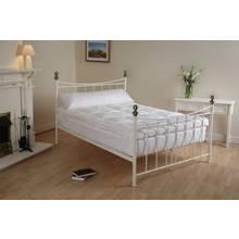 Downland 4ft6 Bolster Medium/ Firm Pillow & Free Pillowcase