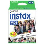 more details on Fujifilm Instax Wide Instant Film Twin Pack - Twenty Shots.