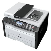 Ricoh SP211SF A4 Mono Laser 4 in 1 Multifunction Printer