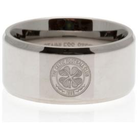Stainless Steel Celtic Ring - Size X