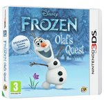 more details on Frozen: Olaf's Quest Nintendo 3DS Game.