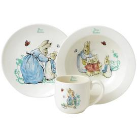 Beatrix Potter Peter Rabbit Three Piece Nursery Set