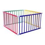 more details on Liberty House Toys TikkTokk Boss Playpen Square Colours.