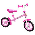 more details on Stamp Barbie Running Bike
