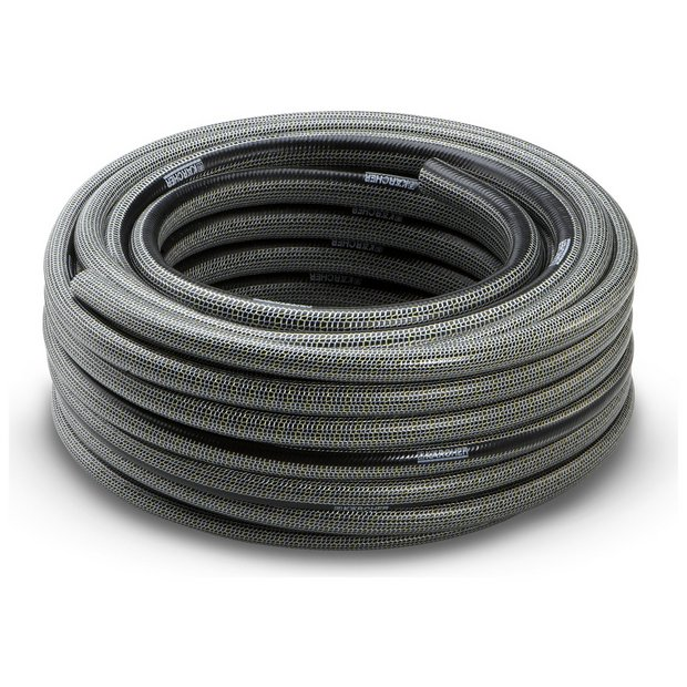 buy 15 metre yellow garden hose pipe 15m reinforced anti. Black Bedroom Furniture Sets. Home Design Ideas