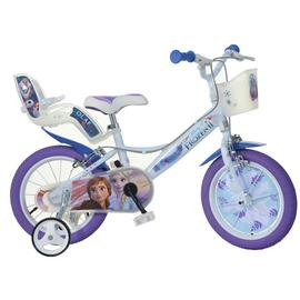 Disney Frozen 14 Inch Kids Bike