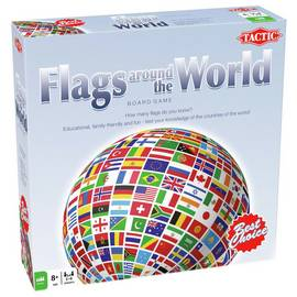 Tactic Games - Flags Around the World