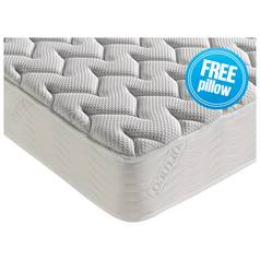 Dormeo Silver Plus Superking Mattress
