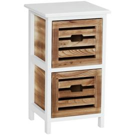 Premier Housewares Portsmouth 2 Drawer Storage Chest.