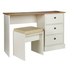 Argos Home Kensington 3 Drawer Dressing Table