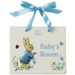 more details on Beatrix Potter Peter Rabbit Door Plaque.