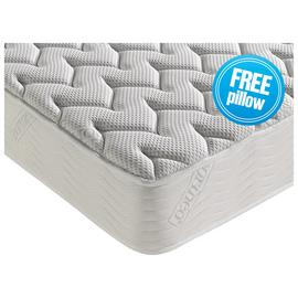 Dormeo Silver Plus Memory Foam Double Mattress
