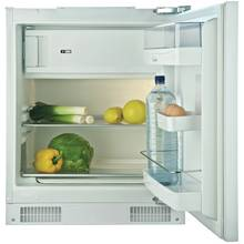 Candy CRU164EK Integrated Fridge with Ice Box - White