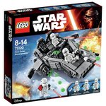 more details on LEGO Star Wars: The Force Awakens  Snowspeeder 75100.