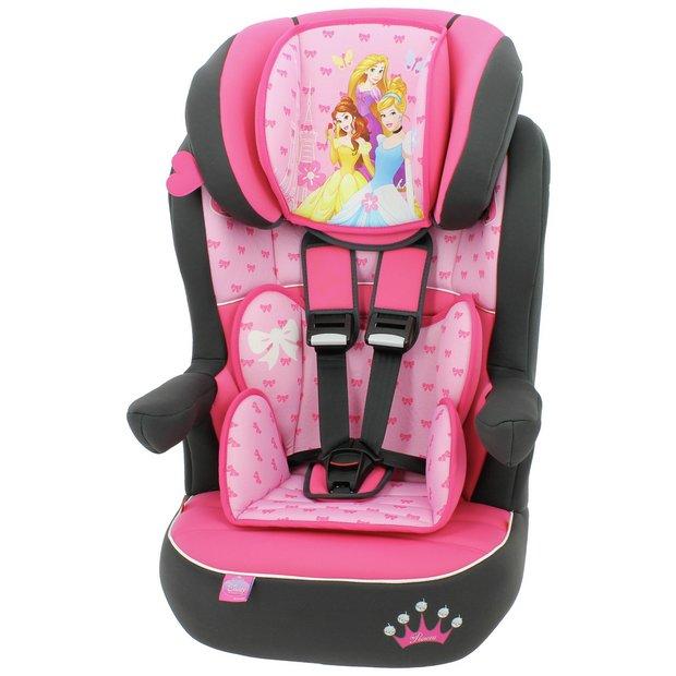 Argos Disney Princess Car Seat