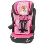 more details on Disney Princess Imax SP Group 1/2/3 High Back Car Seat.