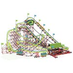 more details on K'NEX Son of Serpent Roller Coaster.