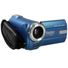 Vivitar DVR908M Full HD Camcorder - Blue